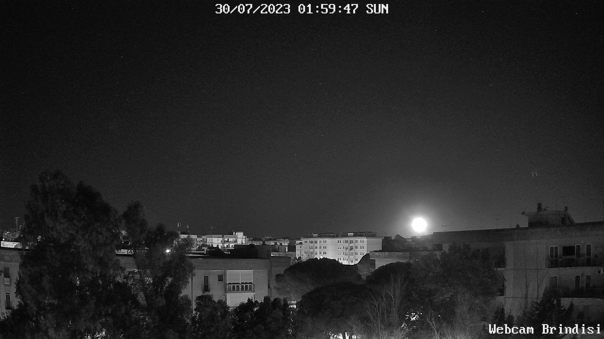 Webcam Brindisi - Stazione Meteo Brindisi S. Elia